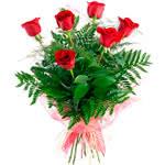 6 Rosas Rojas de Tallo Largo. Un top ventas de 2015